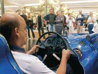 Mulhouse : les voitures de collection à l'honneur
