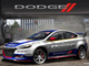 Dodge Dart : 600 ch pour le Global RallyCross