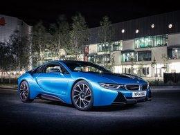 Rappel pour la BMW i8 qui peut s'enflammer