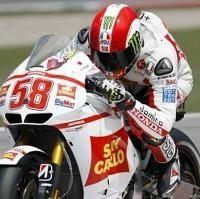 Moto GP - Pays Bas: Marco Simoncelli a-t-il été celui qui a opposé le véto à Bridgestone pour une nouvelle dotation de pneus tendres?