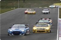 FIA GT/Brno: victoire de l'Aston Martin JetAlliance de Wendlinger/Sharp