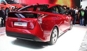 Nouvelle Prius : Toyota rappelle plus de 300000 exemplaires dans le monde entier