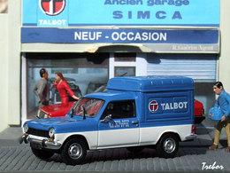 Miniature : 1/43ème - TALBOT 1100 VF2