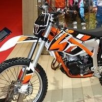 En direct du Salon de la Moto : KTM Freeride 250, l'enduro-trial par excellence