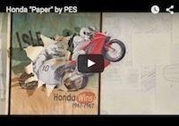 "Honda ""Paper"": l'univers de la marque... en papier (vidéo)"