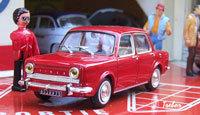 Miniature : 1/43ème - SIMCA 1000