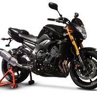 Nouveauté - Yamaha: Une série limitée R Line qui encanaille la FZ8