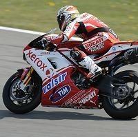 Superbike - Afrique du Sud Q.1: Fabrizio ouvre le score