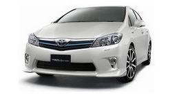 La Toyota Sai hybride a droit au tuning!