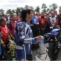 Moto GP - France: Yamaha mettra l'ambiance au Mans