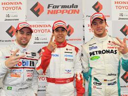 Formula Nippon/Suzuka: Les résultats