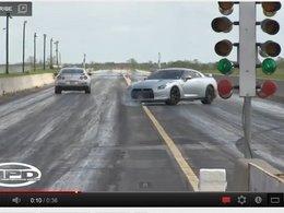 [vidéo] J'ai une Nissan GT-R et j'ai de la chance ...
