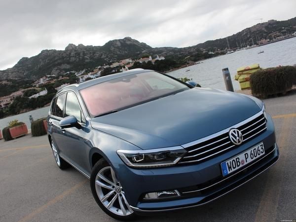 Volkswagen : une berline concurrente de la BMW Série 5 à l'étude ?