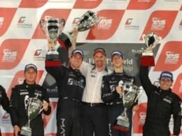 GT1 World/Yas Marina: Grosjean et Mutsch prennent le commandement