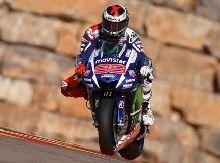 MotoGP - Aragon J.1: Lorenzo est déjà chaud