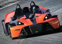 KTM X-Bow de masse
