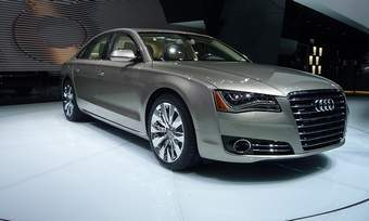 Audi A8 Hybride : ce sera pour Genève