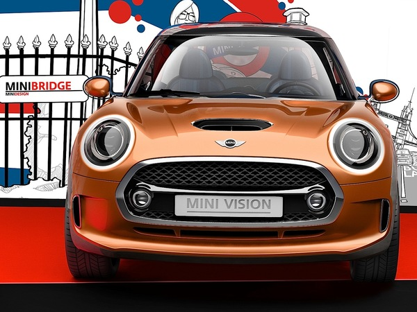 La nouvelle Mini sera dévoilée le 18 novembre prochain