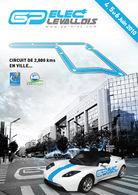 Un Grand Prix auto français 100 % électrique en plein cœur de ville en juin 2010 !