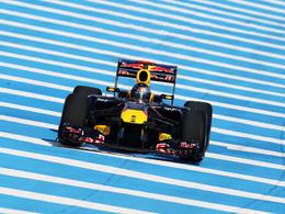 F1 - Adieu aux Red Bull Renault, bonjour les Red Bull Infiniti!