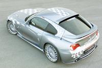 """BMW Z4 M Coupe """"Renn Taxi"""" par Hamann"""