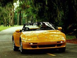 La p'tite sportive du lundi: Lotus Elan SE.