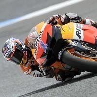 Moto GP - Portugal Qualifications: Casey Stoner insatiable