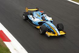 GP2 Monza Course 2 : Valsecchi, une première pour la dernière