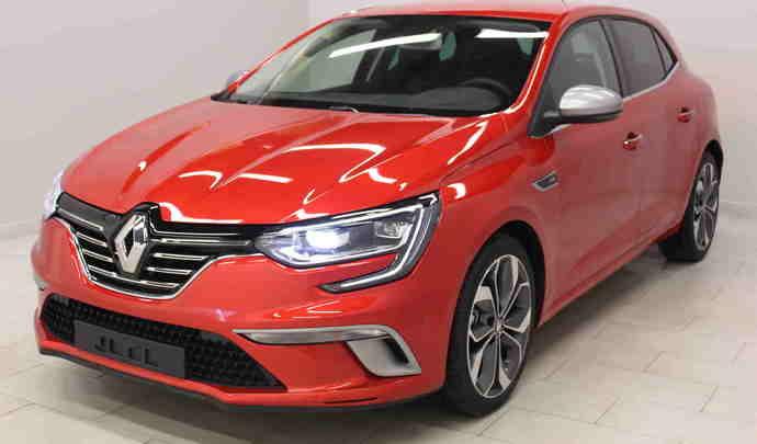 Promos Black Friday: une Renault Mégane à - 40%