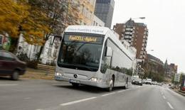 Le nouveau bus Mercedes-Benz Citaro FuelCELL-Hybrid opérationnel en 2010