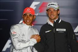 """Bis repetita : Hamilton : """"je ne suis pas le champion du monde, juste le n°2 ..."""""""