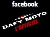 Dafy Moto a son Facebook.
