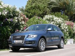 L'Audi Q5 hybride sera lancé en 2011