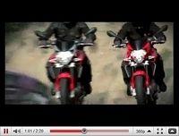 Aprilia 750 Shiver 2010 : Le frisson continue en vidéo