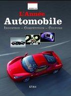"""Coin lecture : l'ouvrage """"L'Année Automobile 2009/2010"""""""