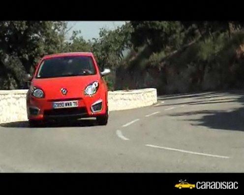 Essai : PaNic à bord ... de la Twingo RS Châssis CUP