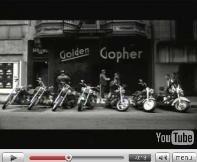 Vidéo moto : pub Harley Davidson