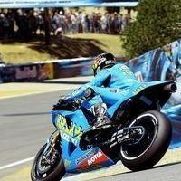 Moto GP - Suzuki: Chris Vermeulen prend les devants