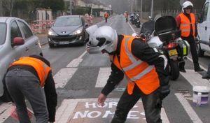 Sécurité: on nous fait rouler sur des ralentisseurs illégaux!