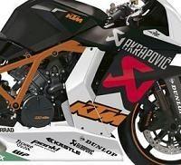 """Superbike - KTM: Bon """"cent"""" ne saurait mentir !"""
