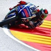 MotoGP - Aragon Qualifications : Lorenzo ne lâche pas Márquez