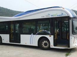 """Corée du Sud : une """"route électrique"""" pour les bus publics"""