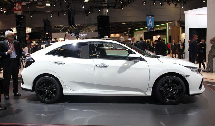 Honda dévoile les tarifs de la nouvelle Civic