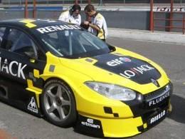 La Renault Fluence en compétition
