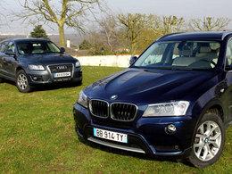 Ventes mondiales : BMW et Audi au coude à coude