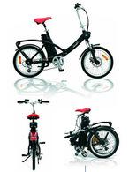 Un nouveau vélo pliant à assistance électrique : le VéloSolex