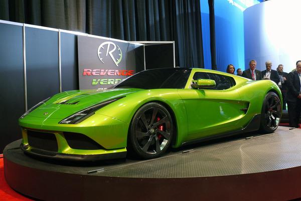 Detroit 2010 : Revenge Verde, très belle revanche