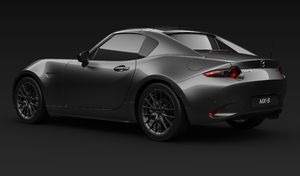 Mazda MX-5 : des ventes records en France