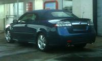 Saab 9.3 facelift en intégral