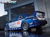 Mitsubishi Lancer Evolution Tool Racing's : Taillée pour le drift !!